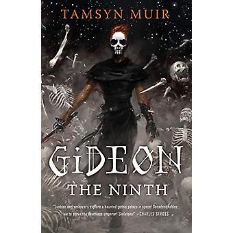Gideon, o Nono por Tamsyn Muir - 9781250313195 Livro