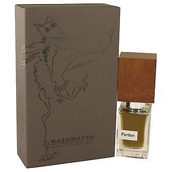 Pardon Extrait de parfum (Pure Perfume) By Nasomatto 1 oz Extrait de parfum