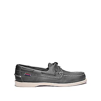 Sebago Women's Docksides Portland Crazy H W Loafers Leather