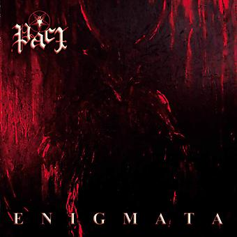 Pact - Enigmata [CD] USA import