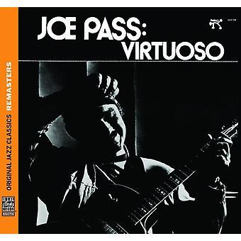 Joe Pass - Virtuoso [CD] USA import