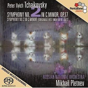 P.I. Tchaikovsky - Tchaikovsky: Symphony No. 2 [SACD] USA import