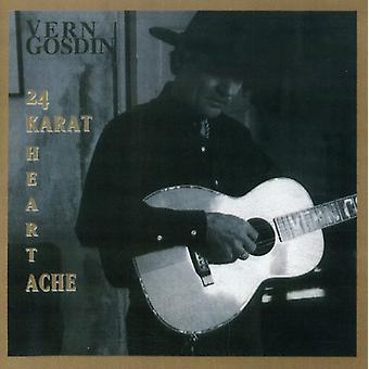 Vern Gosdin - 24 Karat Headache [CD] USA import