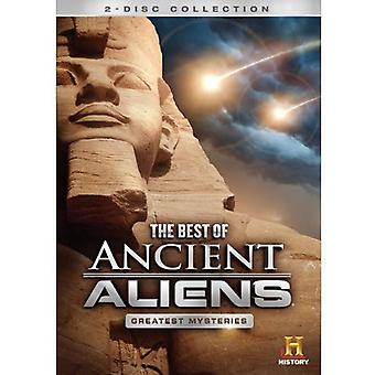 Greatest Mysteries: Best of Ancient Aliens [DVD] USA import