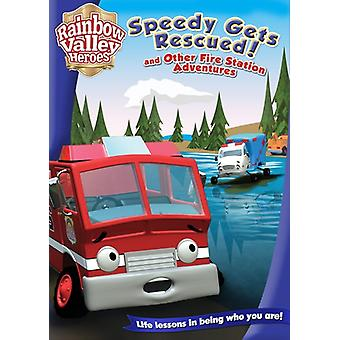 Speedy Gets Rescued [DVD] USA import
