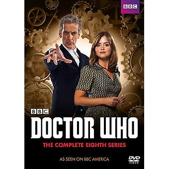 Doctor Who: The Complete Achtste serie [DVD] USA importeren