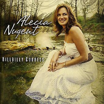 Alecia Nugent - Hillbilly Goddess [CD] USA import