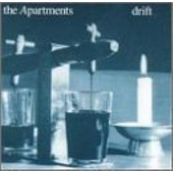 Apartments - Drift (Re-Mastered) [Vinyl] USA import