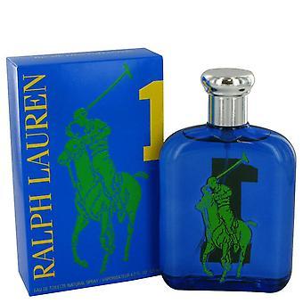 Stor ponni blå eau de toilette spray av ralph lauren 552051 100 ml
