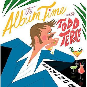 Todd Terje - det er albumet tid [DVD] USA import