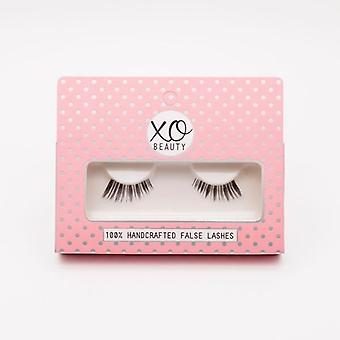 xoBeauty False Lashes - The Stunner - Dramatic Ultra Curled Winged Out