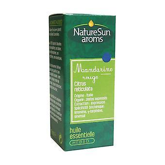 Huile essentielle mandarine rouge 10 ml de huile essentielle