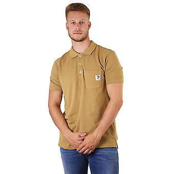 Diesel T Worky Polo With Chest Pocket