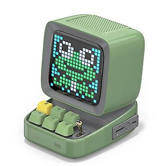 Portable Retro Bluetooth Pixel Art Speaker