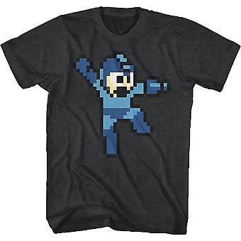 Jump Mega Man T-Shirt