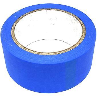 30m 48mm hög temperatur blå självhäftande tejp