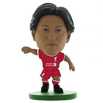 Liverpool SoccerStarz Minamino