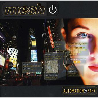 Mesh - importer des USA Baby [CD] Automation