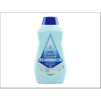 Astonish Products Cream Cleaner With Bleach 500ml C2380