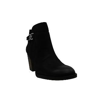 Sam Edelman Womens morgon Fabric Almond Toe Ankle Fashion Boots