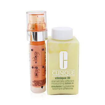Clinique Id Dramatically Different Moisturizing Lotion+ + Active Cartridge Concentrate For Fatigue - 125ml/4.2oz