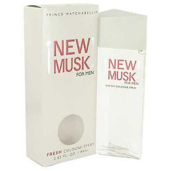New Musk By Prince Matchabelli Cologne Spray 2.8 Oz (men) V728-482542