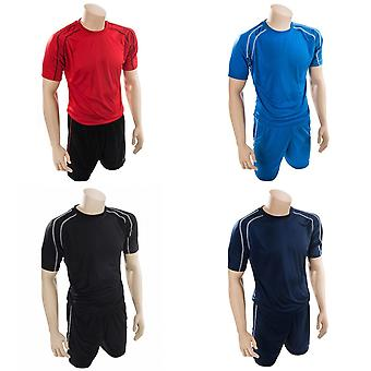 Precision Unissex Adult Lyon T-Shirt & Shorts Set