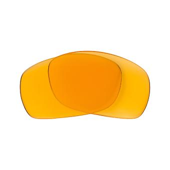Replacement Lenses for Oakley Sideways Sunglasses Anti-Scratch Yellow