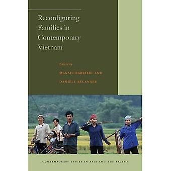 Herconfiguring Families in Contemporary Vietnam (Contemporary Issues in Asia and the Pacific)