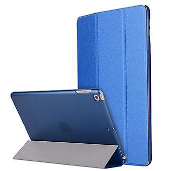 Case Ultra-thin smart folio case for Apple iPad 2017/2018/Air/Air2 Dark blue