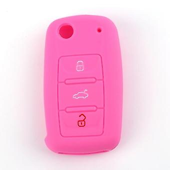 Hot Silicone Car Key Cover Case Shell