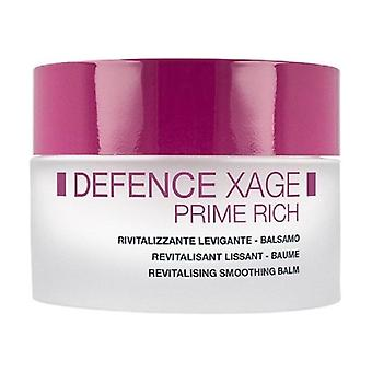 Defense Xage Prime Rich Revitalizing Smoothing Balm Dry Skin 50 ml of cream