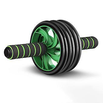 أب الأسطوانة لممارسة Abs، البطن اللياقة البدنية عجلة بكرة معدات اللياقة البدنية لجيم هوم