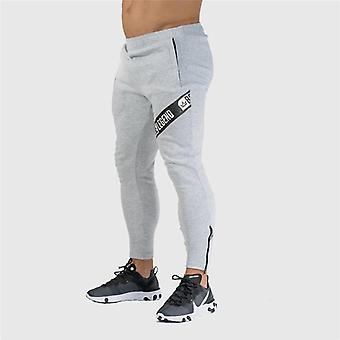 Men Pantalon Homme Streetwear Jogger Fitness Bodybuilding Pants