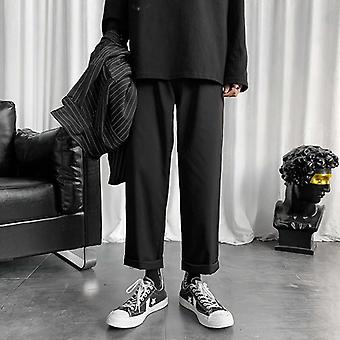 Japanese Streetwear Joggers Harajuku Sweatpants Hip Hop Casual Trousers Plus