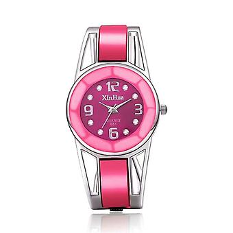 Bracelet Watch Women, Stainless Steel Dial Quartz Wristwatches