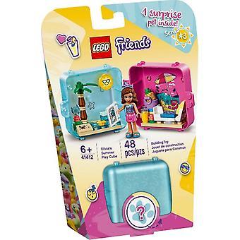 LEGO 41412 Olivia's Summer Play Cube