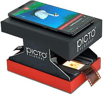 Scanner for Negatives Slides and Films - Uses Only your Smartphone