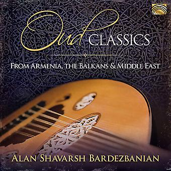 Oud Classics From Armenia [CD] USA import