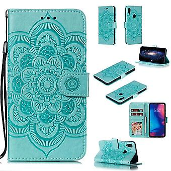 luksus lommebok flip skinn stativ deksel, smarttelefon tilfelle