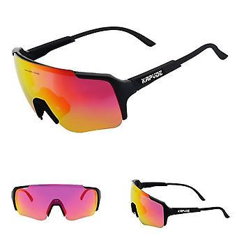 الرياضة ركوب الدراجات الرجال / النساء نظارات الدراجة
