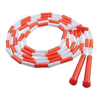 Corda di salto segmentata in plastica, 10'