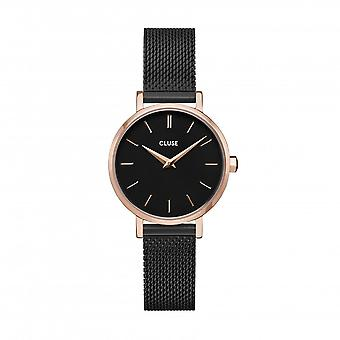 Cluse Unisex La Behème Rose Gold Circle Quartz Fashion Watch CW0101211004