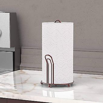 Simple Houseware Paper Towel Holder, Bronze