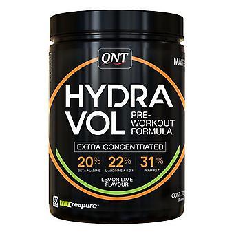 QNT Hydravol Pre Workout Supplement For Intense Training - Lemon & Lime