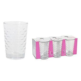 Uppsättning glas LAV Sedef (6 uds) (205 ml)