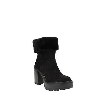 Madden Fille | Booties plate-forme Kayla Faux-Fur