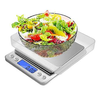 Food Scale Digital Kitchen Scale Weight Grams For Cooking Baking