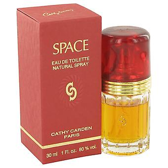 SPACE by Cathy Cardin Eau De Toilette Spray 1 oz / 30 ml (Women)