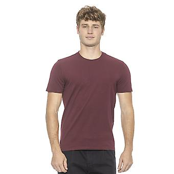 Alpha Studio Bordeaux T-shirt - AL1314521